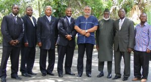 Rawlings hosts black American investors
