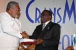 Jerry Rawlings Crans Montana Forum