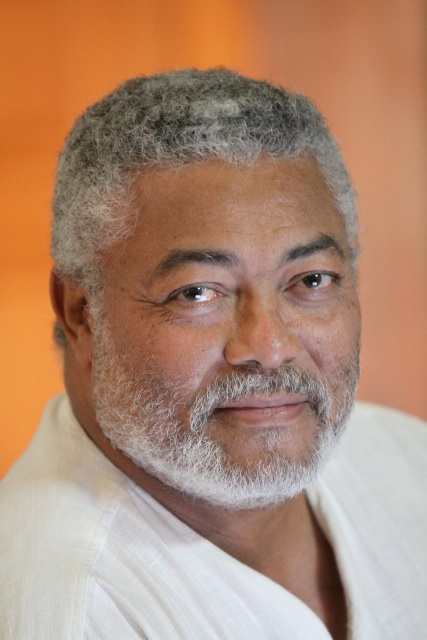 Jerry Rawlings - Alchetron, The Free Social Encyclopedia