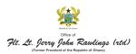President Rawlings Letterhead