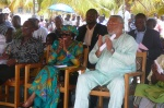 President and Mrs Rawlings were moved by the cultural displays