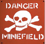 Somalia Minefield