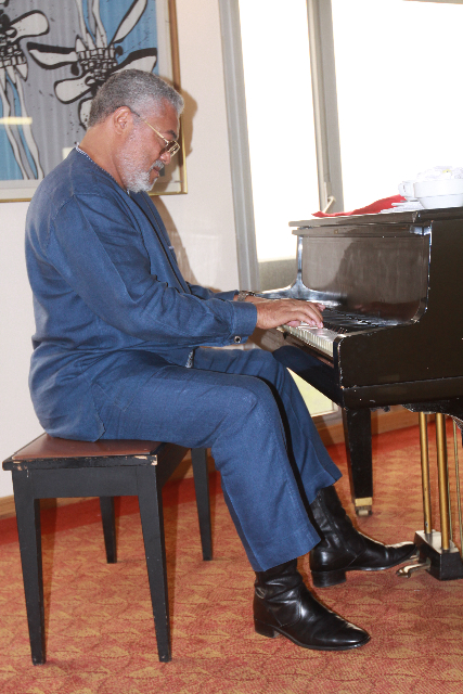 President Rawlings at 64