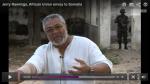 Rawlings pleads for aid to ease Somalia famine