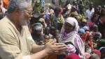 JJ Rawlings in Somalia